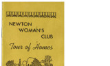 Newton Woman's Club Tour of Homes