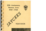 20th Anniversary Jaycees Year Book
